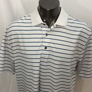 Footjoy XL Striped Premium Golf Shirt